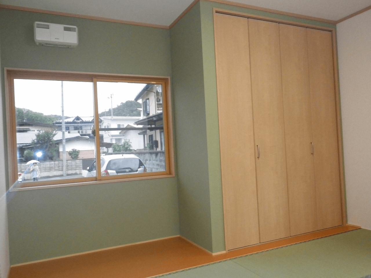 山形市沼の辺 House-S 平屋の住まい 内装
