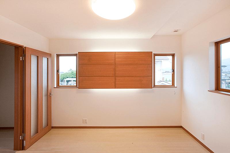 山形市飯塚町 House-I 内装
