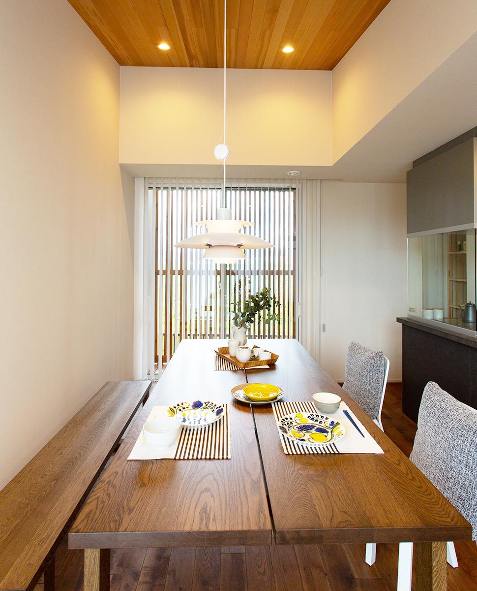 仙台市太白区の庭風の家 内装