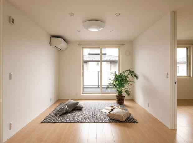 山形市富の中 -暖涼の家- 内装