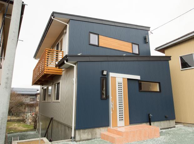 山形市蔵王成沢 S's HOUSE