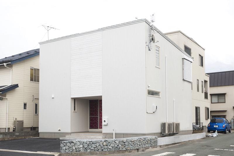 山形市泉町 House-T 内装