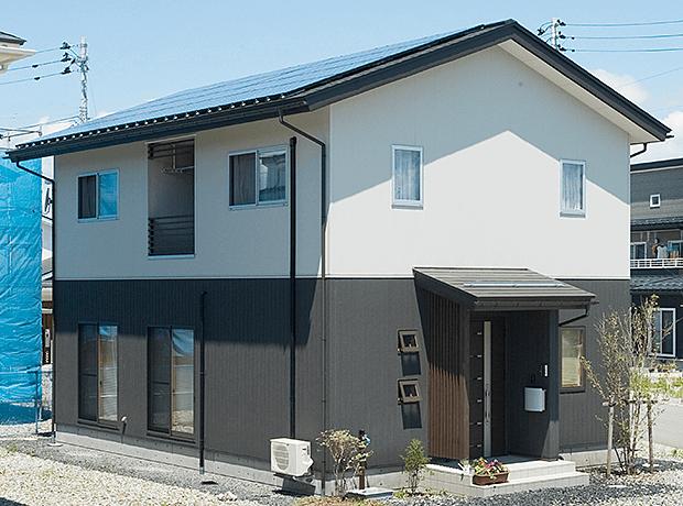 山形市嶋北 House-S